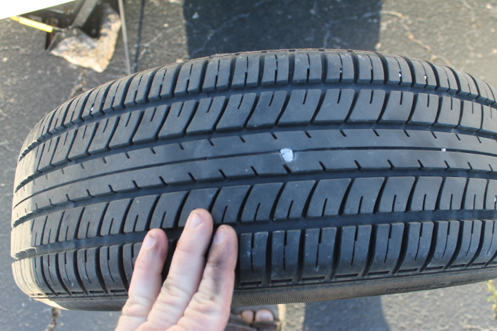 Everyman Driver 9 Steps To Repair A Tire Puncture Flat