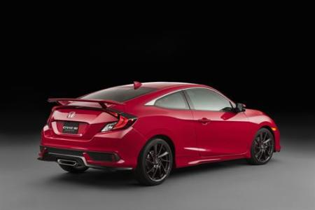 Honda Civic Si Prototype Makes Global Debut