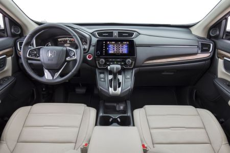 2017 Honda CR-V on Everyman Driver