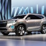 Everyman Driver: Subaru VIZIV-7 Concept Makes World Debut at 2016 LA Auto Show