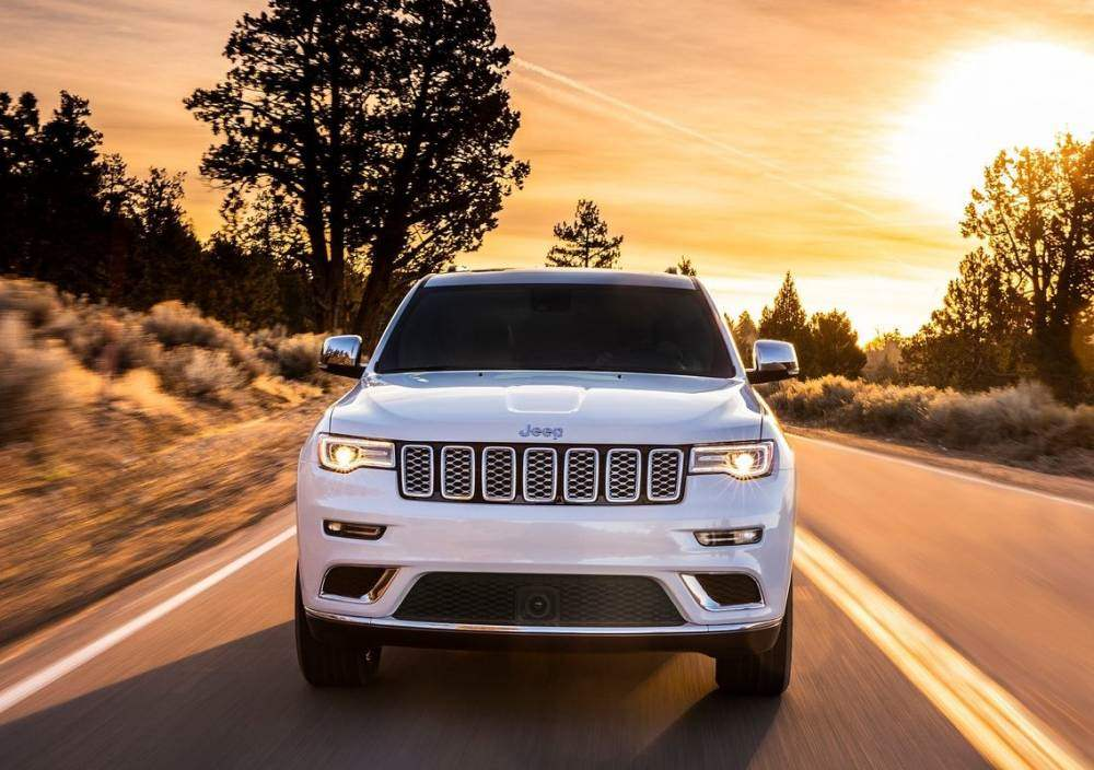 Everyman Driver: 2018 Jeep Grand Cherokee Fact Sheet ...