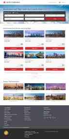 Air Canada airTRFX page