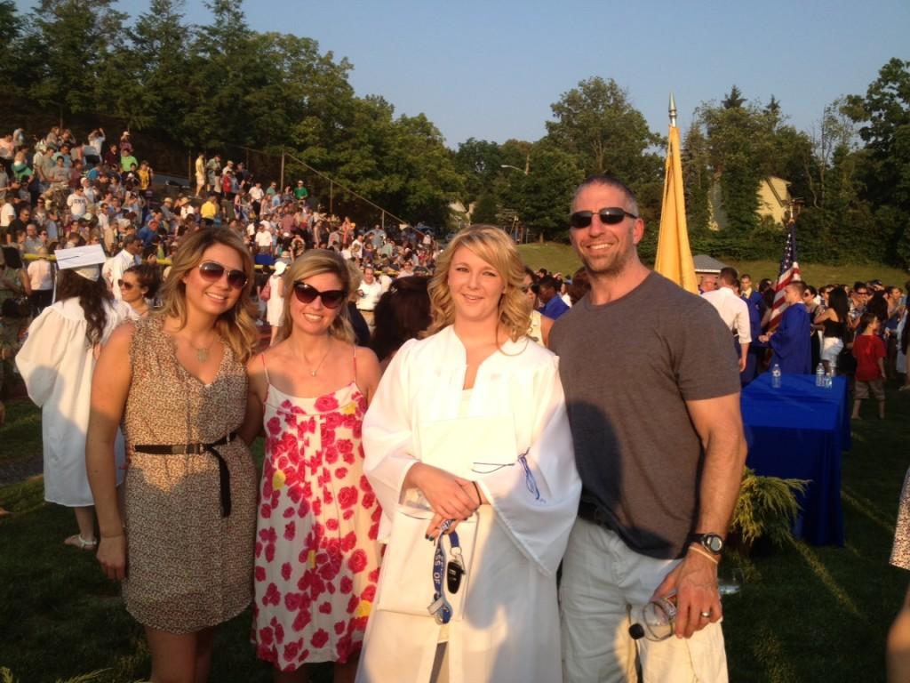 The Burt Family