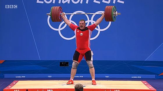 Olympic Weight