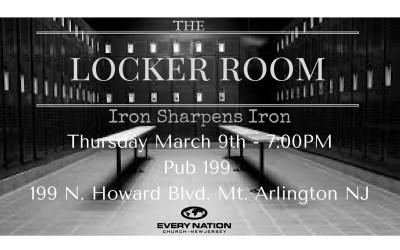 LOCKER ROOM – Men's Night Out