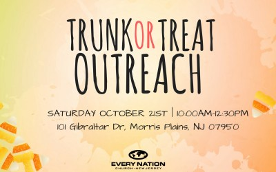 Trunk or Treat Outreach