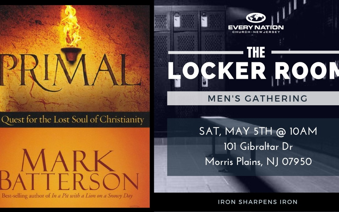 Locker Room Men's Gathering