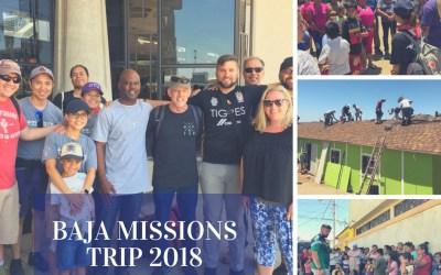 Baja Missions Trip