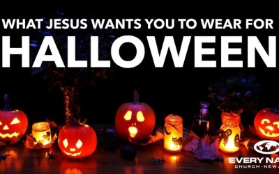 What Jesus Wants You To Wear For Halloween