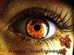 BOUNTIFUL EYE – A THANKSGIVING BLOG