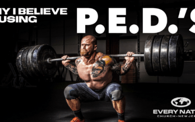 WHY I BELIEVE IN USING P.E.D.'s