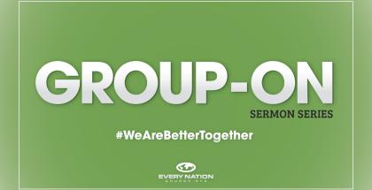 Group-On Sermon Series Graphic