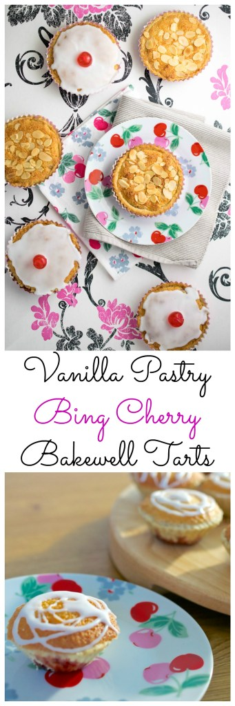 bing cherry bakewells