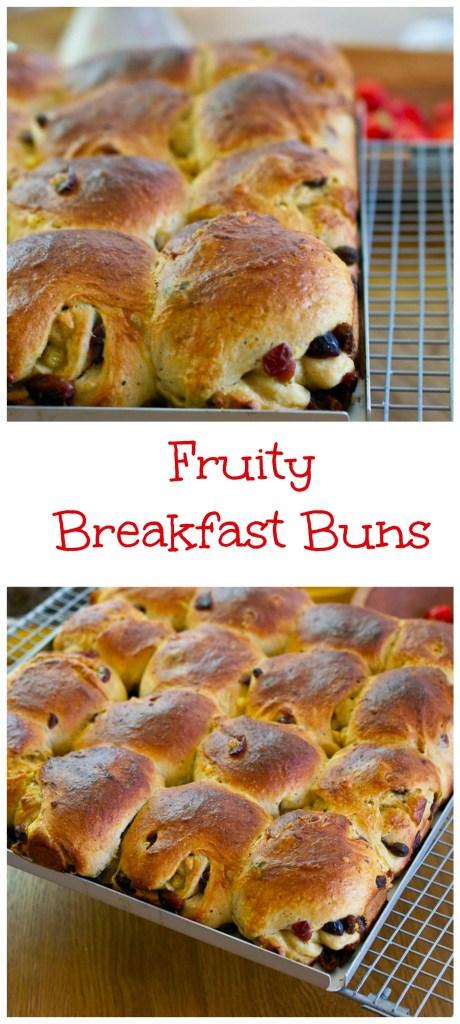 Fruity Breakfast Buns