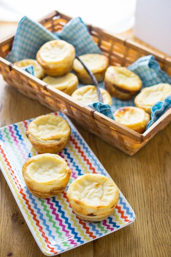 How to make perfect Pasteis de Nata at home!
