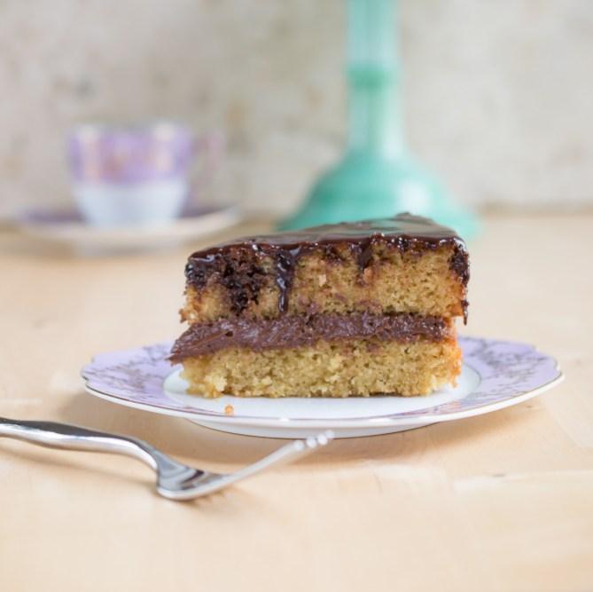 Hazelnut Celebration Cake-13