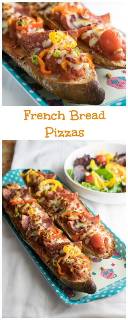 French Bread Pizza