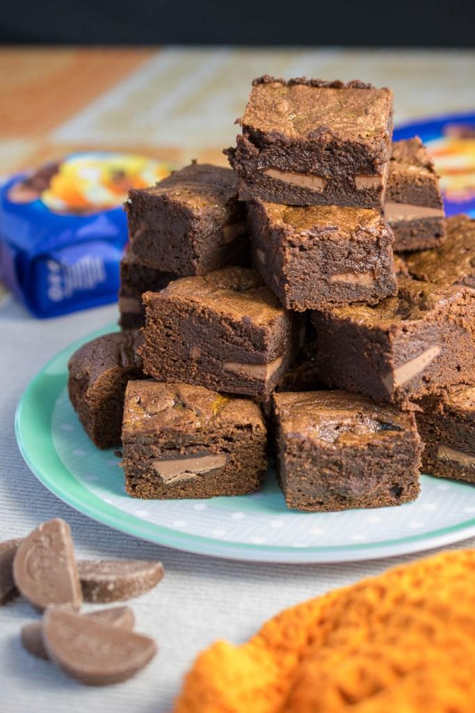 terry's chocolate orange brownies-6