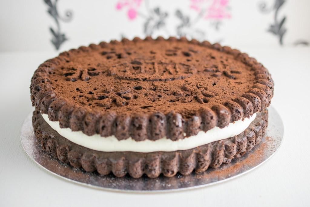 Recipe For Giant Oreo Cookie Cake