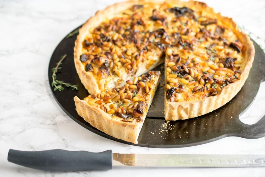 butternut-ricotta-and-pine-nut-quiche-8