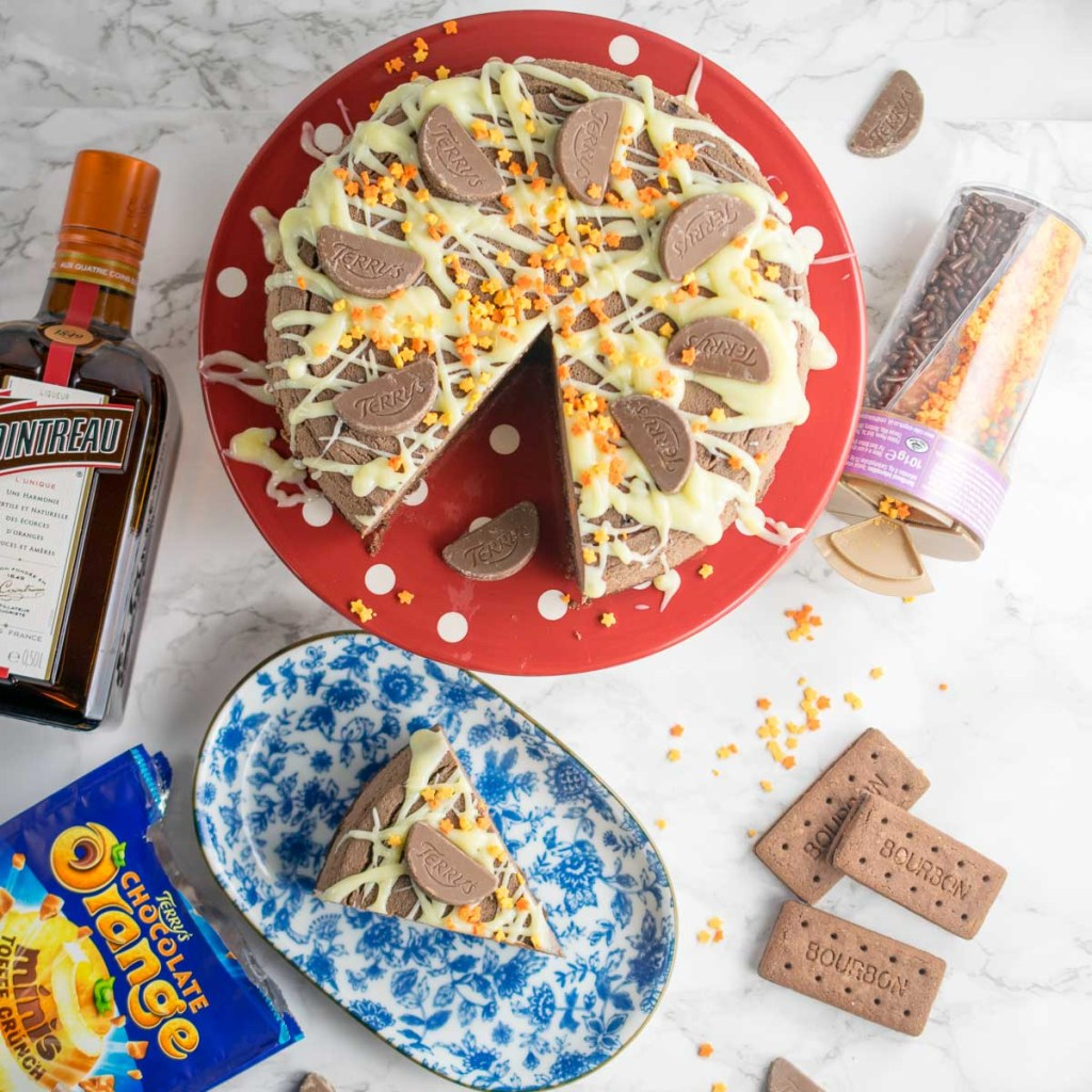 instant-pot-chocolate-orange-cheesecake-4