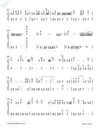 MEMORY-記憶鋼琴譜檔(五線譜,雙手簡譜,數位譜,Midi,PDF)免費下載