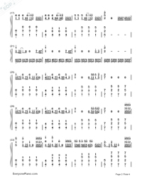 Try Colbie Caillat Free Piano Sheet Music Amp Piano Chords
