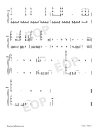 The Mission-Richard Clayderman Free Piano Sheet Music