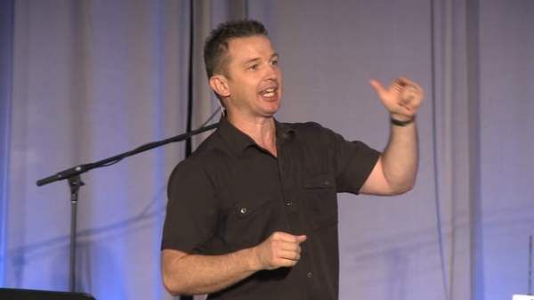 Recapturing our mission in student ministry. Speaker Greg Stier, Director of Dare2Share