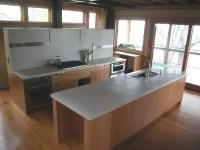 Finishing Concrete Countertops - How To Polish A Concrete ...