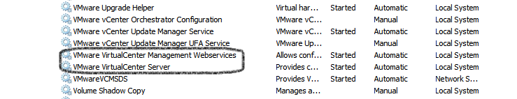 Hardware Status not displaying on vSphere Client - Fix (6/6)