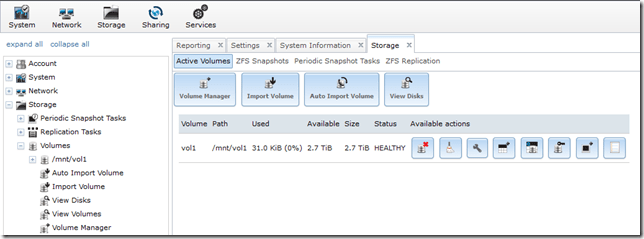 Configuring FreeNAS 8.3 – iSCSI and NFS Storage for VMware vSphere (6/6)