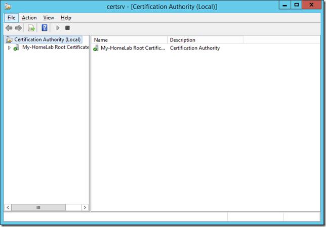 Creating the vmware ssl cert template everything virtual vmware cert template creation yadclub Gallery