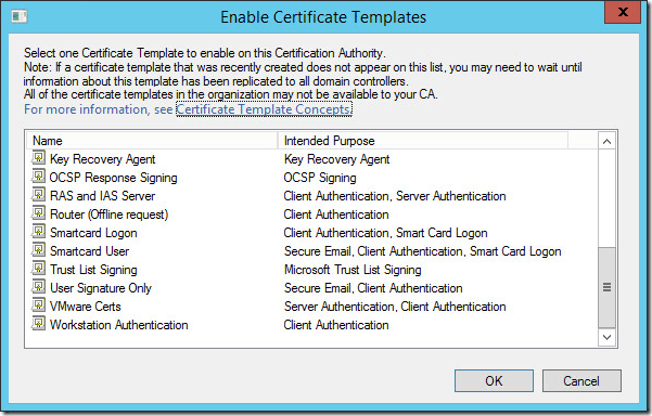 Creating the vmware ssl cert template everything virtual 26 11 2013 12 39 57thumb3 yelopaper Image collections