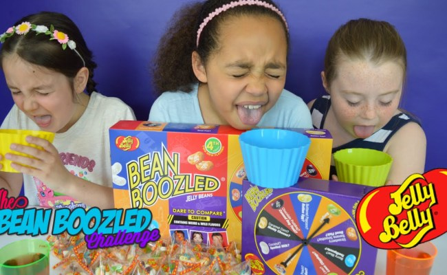 Bean Boozled Challenge New 4th Edition Super Gross Jelly