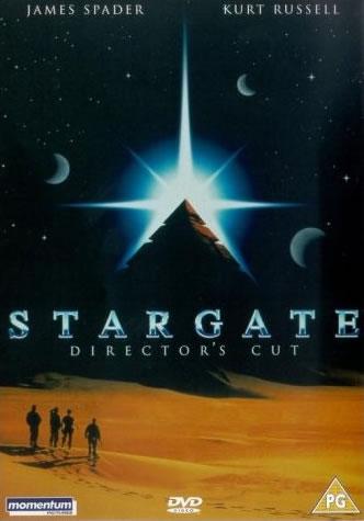 """""""Stargate Film Poster"""""""