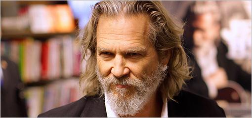"Jeff Bridges Signs Copies His New CD ""Jeff Bridges"""