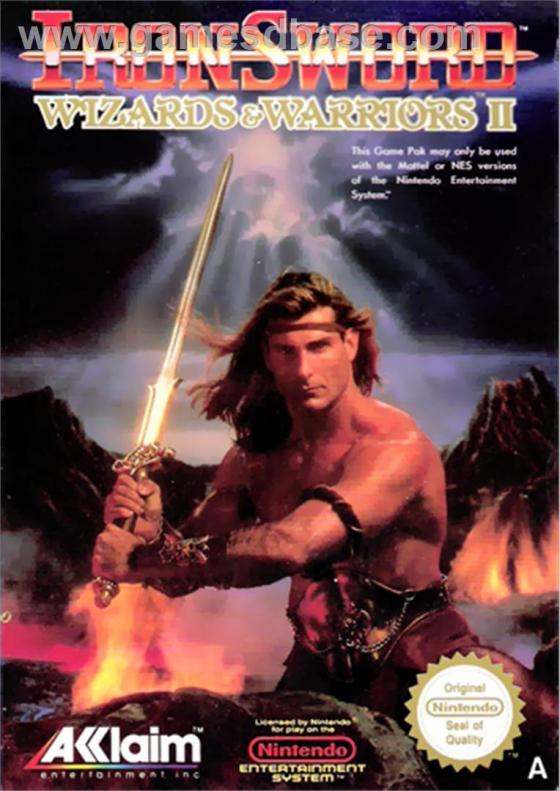 Ironsword-_Wizards_-_Warriors_2_-_1988_-_Acclaim_Entertainment
