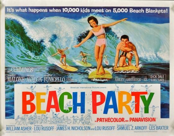Beach Party (USA, 1963) - 01