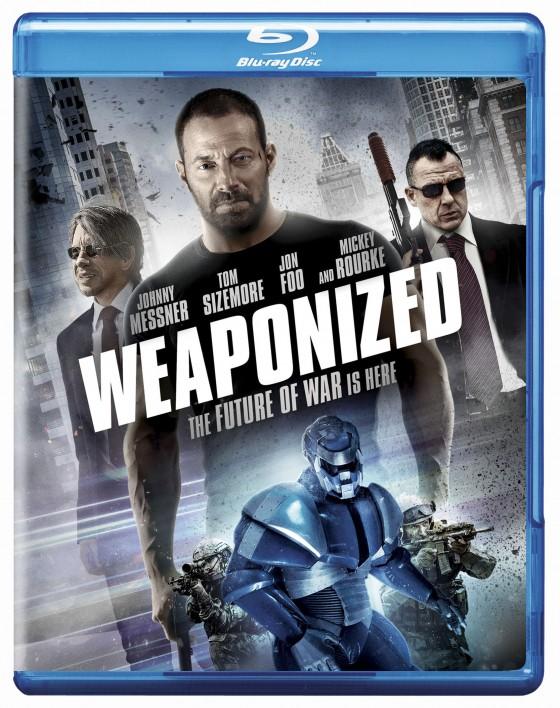 Weaponized BD 2D