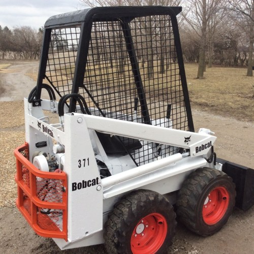 small resolution of bobcat 371 skid steer