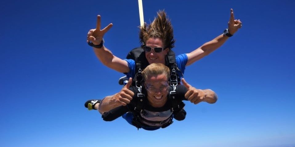 Skydiving - Perth City | Everything Australia