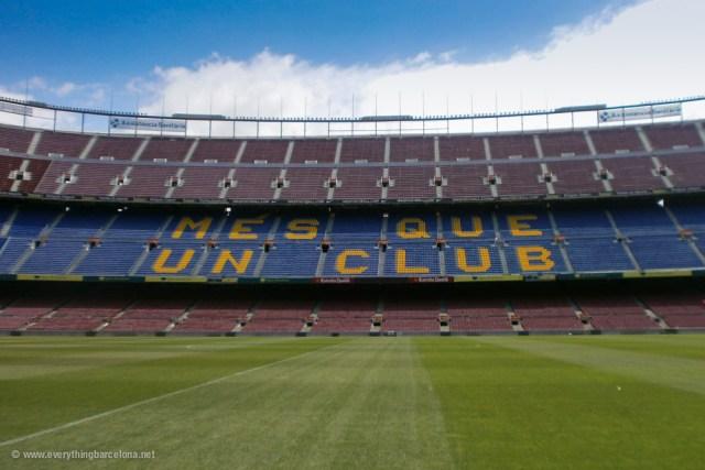 fc barcelona football stadium - everything barcelona