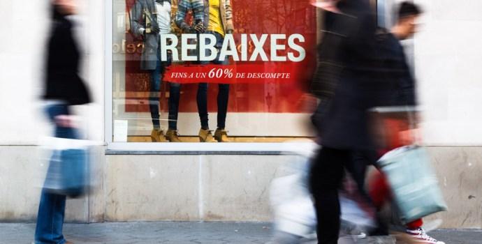 Rebaixes = Sales / Rabatte