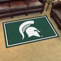 Michigan State University Area Rug