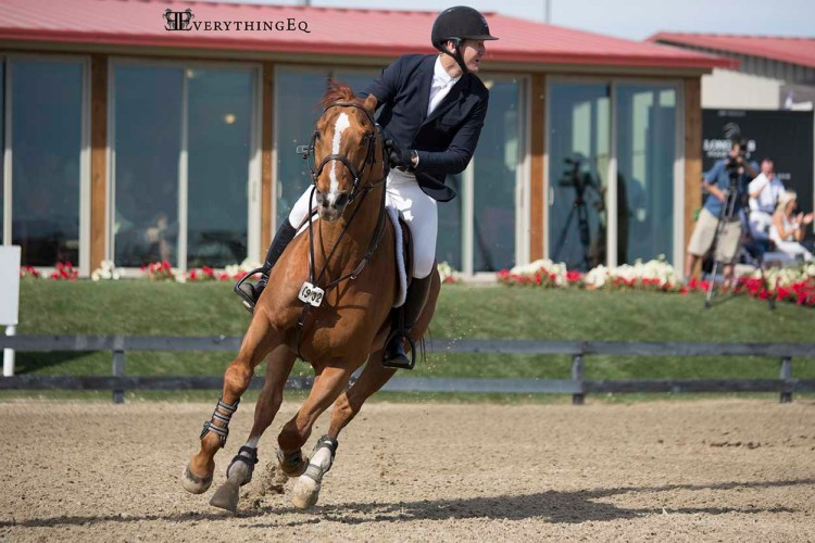 McLain Ward and Rothchild HITS Thermal