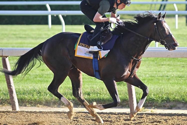 Epicharis Belmont Stakes