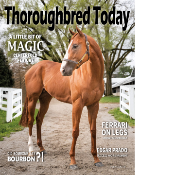 Thoroughbred Today Spring 2018