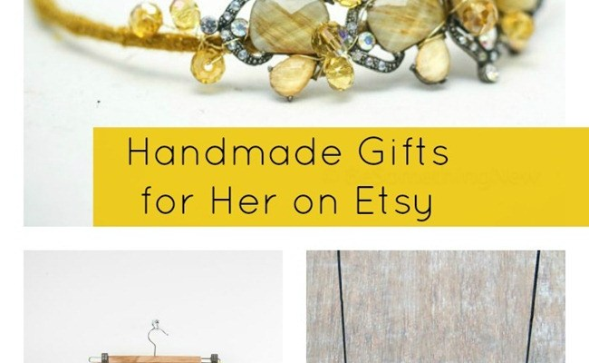 Handmade Gifts For Her On Etsy
