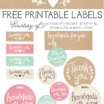 Gratis Labels voor je Haakwerk